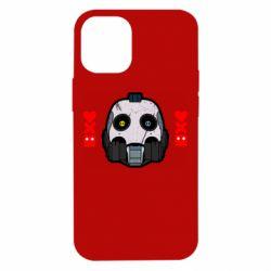 Чехол для iPhone 12 mini Love death and robots