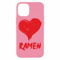 Чохол для iPhone 12 mini Love ramen
