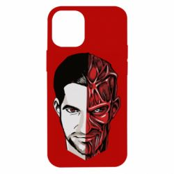 Чохол для iPhone 12 mini Lucifer the man and the devil