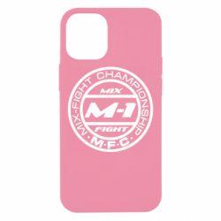 Чехол для iPhone 12 mini M-1 Logo