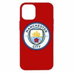 Чохол для iPhone 12 mini Manchester City
