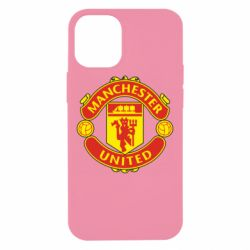 Чохол для iPhone 12 mini Манчестер Юнайтед