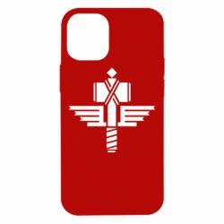 Чохол для iPhone 12 mini Manowar Logo