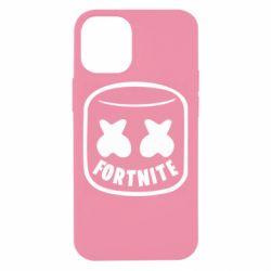 Чохол для iPhone 12 mini Marshmello and Fortnite