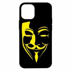 Чехол для iPhone 12 mini Маска Вендетта