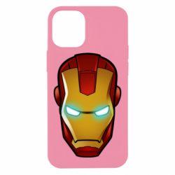 Чехол для iPhone 12 mini Маскаа Железного Человека