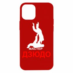 Чехол для iPhone 12 mini Мастер Дзюдо