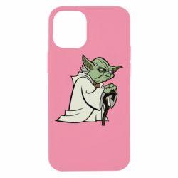 Чехол для iPhone 12 mini Master Yoda