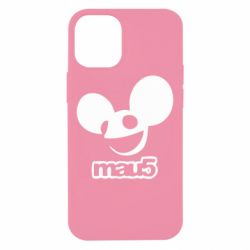 Чехол для iPhone 12 mini mau5