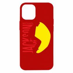 Чехол для iPhone 12 mini Майкл Джексон
