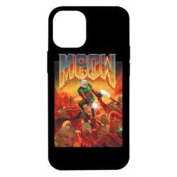 Чехол для iPhone 12 mini Meow Doom