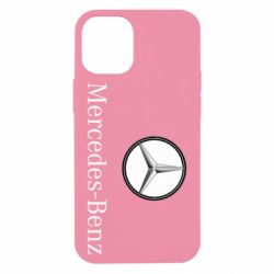 Чехол для iPhone 12 mini Mercedes-Benz Logo