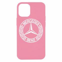 Чохол для iPhone 12 mini Mercedes Логотип