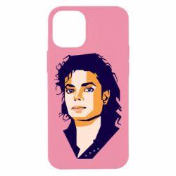 Чохол для iPhone 12 mini Michael Jackson Graphics Cubism