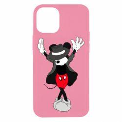 Чехол для iPhone 12 mini Mickey Jackson