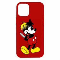 Чохол для iPhone 12 mini Mickey XXXTENTACION