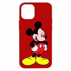 Чохол для iPhone 12 mini Міккі