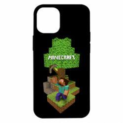 Чохол для iPhone 12 mini Minecraft Steve