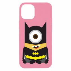 Чохол для iPhone 12 mini Minion Batman