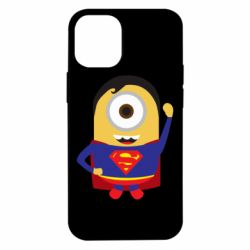 Чохол для iPhone 12 mini Minion Superman