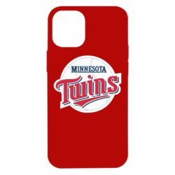 Чохол для iPhone 12 mini Minnesota Twins