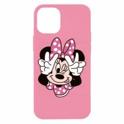 Чохол для iPhone 12 mini Minnie Mouse