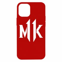 Чохол для iPhone 12 mini Mk 11 logo