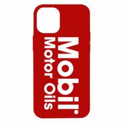 Чехол для iPhone 12 mini Mobil Motor Oils