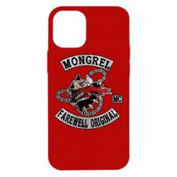 Чохол для iPhone 12 mini Mongrel MC