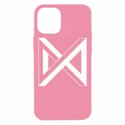 Чохол для iPhone 12 mini Monsta x simbol