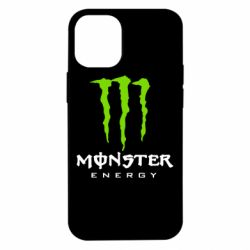 Чехол для iPhone 12 mini Monster Energy Classic