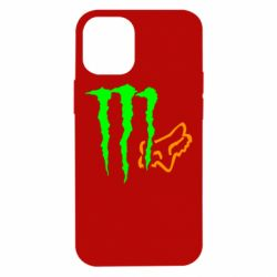 Чохол для iPhone 12 mini Monster Energy FoX