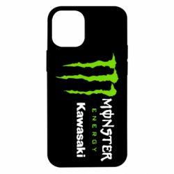 Чохол для iPhone 12 mini Monster Energy Kawasaki
