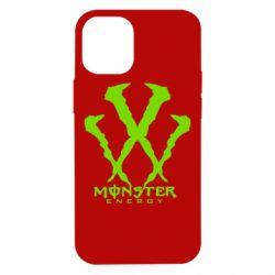 Чехол для iPhone 12 mini Monster Energy W
