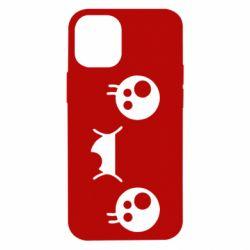 Чохол для iPhone 12 mini Мордочка Аніме