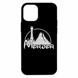 Чехол для iPhone 12 mini Mordor (Властелин Колец)
