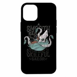 Чохол для iPhone 12 mini Морське чудовисько Кракен