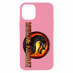 Чехол для iPhone 12 mini Mortal Kombat