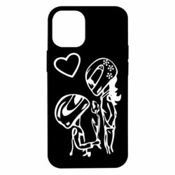 Чехол для iPhone 12 mini MOTO LOVE