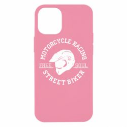 Чохол для iPhone 12 mini Motorcycle Racing Street Biker