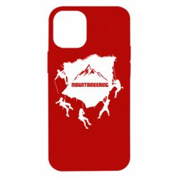 Чохол для iPhone 12 mini Mountaineering