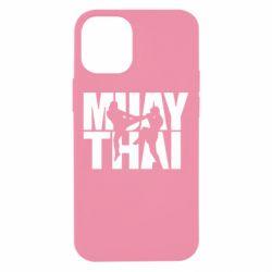 Чехол для iPhone 12 mini Муай Тай
