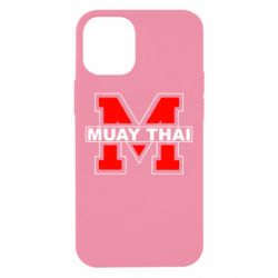 Чехол для iPhone 12 mini Muay Thai Big M