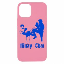 Чохол для iPhone 12 mini Muay Thai Fighters