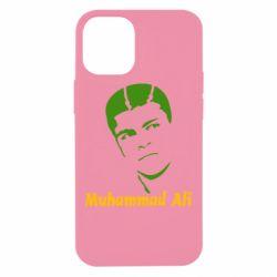 Чехол для iPhone 12 mini Muhammad Ali