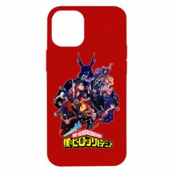 Чохол для iPhone 12 mini My Hero Academia