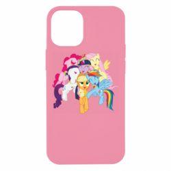 Чехол для iPhone 12 mini My Little Pony