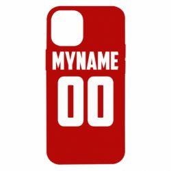 Чохол для iPhone 12 mini My name American