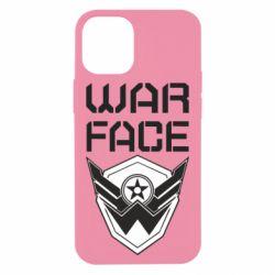 Чохол для iPhone 12 mini Напис Warface