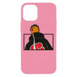 Чехол для iPhone 12 mini Naruto tobi